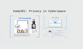 Comp301: Privacy in Cyberspace