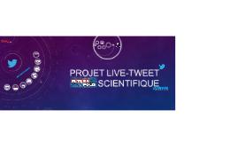 Copy of Live tweeter une conférence scientifique avec des lycéens de