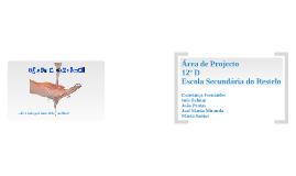 """""""Ajuda o Próximo!"""" - Área de Projecto 12º ano 29.11.10"""