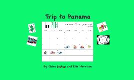 Trip to Panama
