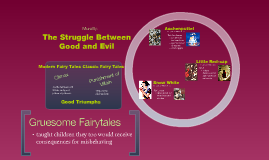 Morality: The Struggle Between Good and Evil