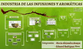 INDUSTRIA DE LAS INFUSIONES Y AROMÁTICAS