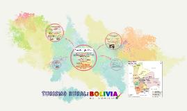 Turismo rural: bolivia