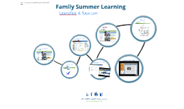 eCampus Family Summer Learning Series: LearnaTest & Tutor.com 2013