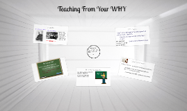 Teaching from Your WHY