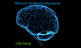 History of Mental Research