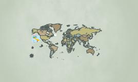 América se extiende por los dos hemisferios, va de una regió