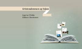 Kristendommen og Islam