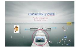 Copy of Tipos de Contenedores y Pallets