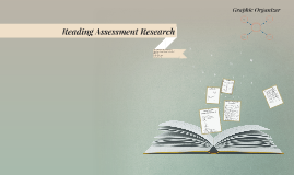 Reading Assessment Research