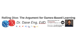 Rolling Dice: The Argument for Games-Based Learning