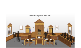 Contact Sports in Law