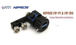 NIPROS FR-P1, FR-S10