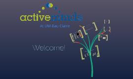 Copy of Active Minds at UW-Eau Claire
