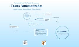 Agilcast 3 - testes automatizados