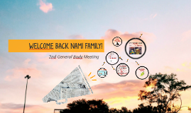 WELCOME BACK NAMI FAM!