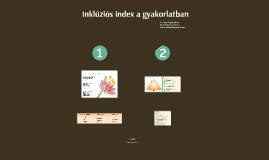 Inklúziós index a gyakorlatban