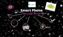 Copy of smart phone