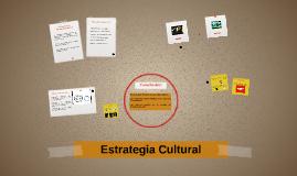 Estrategia Cultural