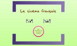 Copy of Cinéma