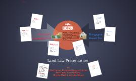 Land Law Presentation