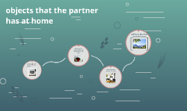 objects that the partner has at home