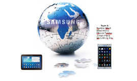 Copy of Samsung International Business Strategy