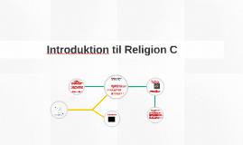 Introduktion til Religion C (kort version)