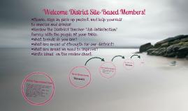 Site Base Meeting 2/17/2014