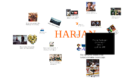 Harjan's Life