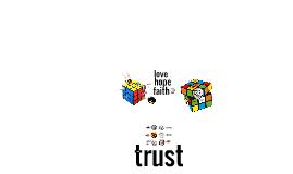 Trust = Faith?