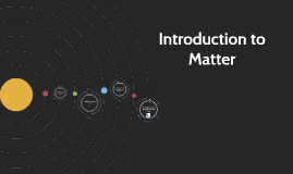 Copy of Introduction to Matter