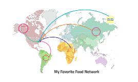 My Favorite Food Network