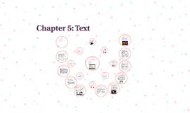 Chapter 5: Text