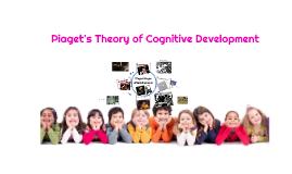 Piaget cognitive development A-Level Psych 2016/17