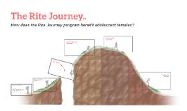 The Rite Journey..