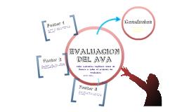 Evaluacion AVA