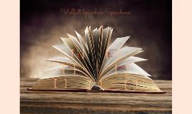 Vielfalt des lyrischen Sprechens