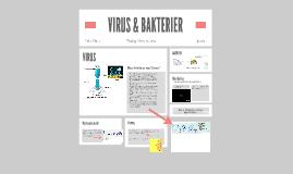 VIRUS & BAKTERIER