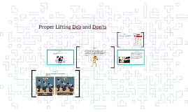 Proper Lifting Do's and Don'ts