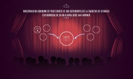 INVESTIGACION CONSUMO DE PLAY DONUTS DE LOS ESTUDIANTES DE L