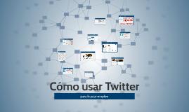 Cómo usar Twitter de manera profesional