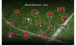 Włoska Piłka Nożna - Calcio