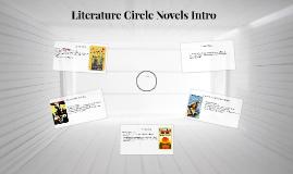 Copy of Literature Circle Novels Intro