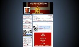 Mao Zedong - Biografie