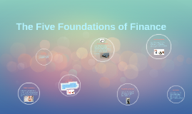 The Five Foundations of Finance