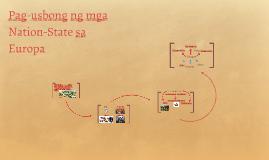Copy of Pag-usbong ng mga Nation-State sa Europa