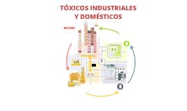 Tóxicos industriales y domésticos.