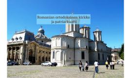 Romanian ortodoksinen kirkko