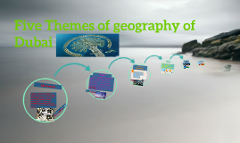 Copy of Five Themes of geography of Dubai